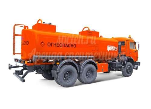 Цистерны для перевозки нефти на базе Камаз, Маз, Ман