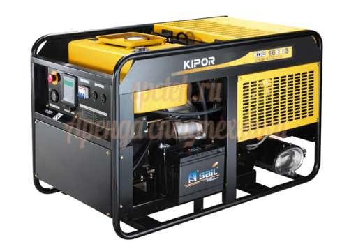Заказ генератора АД-200 на базу УРАЛ 4320 (вездеход)